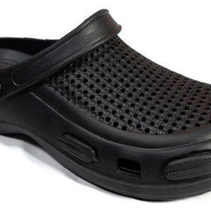 Akınelbella Siyah Crocs Terlik