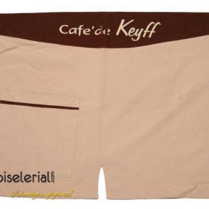 Cafe'de Keyff Yarım Önlük