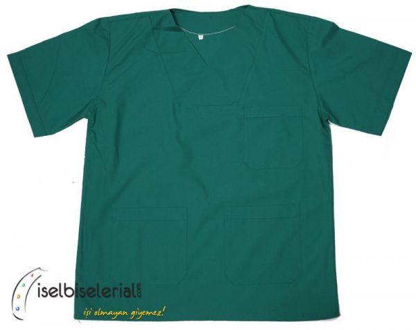 Yeşil Zarf Yaka Takım
